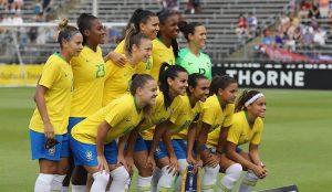 Brazil Team Squad
