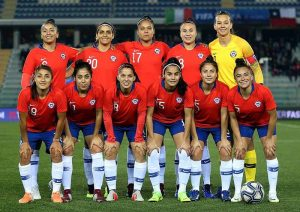Chile Team Squad
