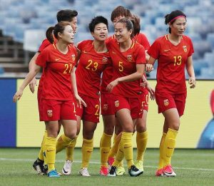 China-PR-Women-Soccer-Team
