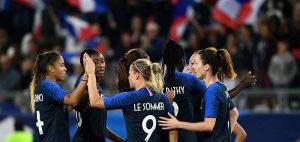 France Team Squad: