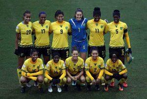 Jamaica Team Squad: