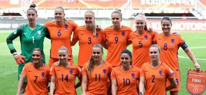 Netherlands Team Squad: