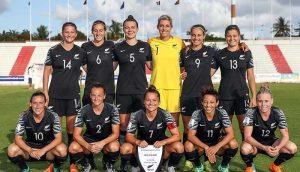 New Zealand Team Squad: