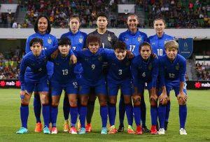 Thailand Team Squad