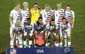 United States team Squad: