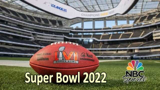 Super Bowl 2022 Live Streaming